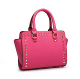 New Euramerican Style Lady PU Leather Handbag Import Wholesale