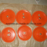 China Custom Made Iron Casting Belt Pulley