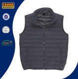 Weather Resistant Black Lightweight Padded Bodywarmer