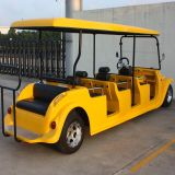 Popular 8-Seat Electric Classical Sightseeing Car (DN-8D)