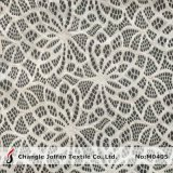 Ripple Pattern Elastic Swimwear Lace Fabric (M0405)