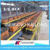 High Precision Best Quality Mechanized Roller Type Vacuum Seal Moulding Line