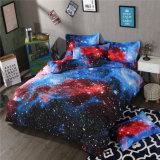 Cheap Galaxy Night Sky Collection Microfiber Home Textile Bedding Set