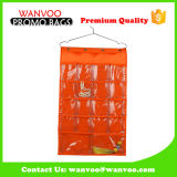 600d Nylon Fabric Hanging Walll Organizer for Jewelry Display