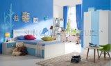 Modern Home Used Children Single Wooden Storage Bed (SZ-BF806)