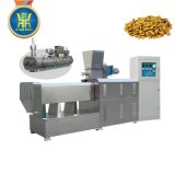 SS304 various capacity Pet food extruder machinery with SGS