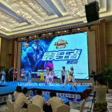 High Resolution Indoor SMD LED Video Wall Rental Full Color LED Digital Display Screen