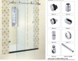 Sliding Door Accessories for Glass Bathroom Fitting B007