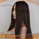 Brazilian Untouched Auburn Color Jewish Topper Hair Piece
