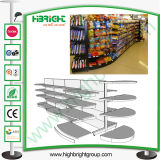 Supermarket Racking System with Gondola Shelving