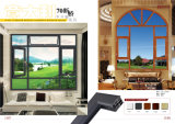 Good Quality and Reasonable Price Aluminum Casement Window for Study