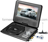 "9"" Portable DVD Player Pdn988 with Games Analog TV"