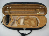 Sinomusik Brand Cheap Price Half Moon Foam Violin Case