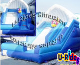 Nemo Fish Commercial Inflatables Water Slide Inflatable Slide Water Toy for Kids