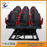 9 Seats Luxury Chair, 5D Cinema Equipment Wholesale