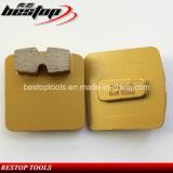 Super Soft Bond Concrete Grinding Pad for Husqvarna Polishing Machine