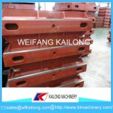 High Precision Foundry Box Foundry Flask Sand Box Foundry Equipment