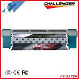 10FT Digital Solvent Large Format Printer (FY-3278N with 8PCS Seiko Spt510 Inkjet Printhead)