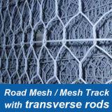Road Mesh / Mesh Track with Transverse Rods (HP-HEXAGONAL0101)