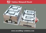 Thin Wall Ice Cream Container Injection Mould