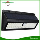 900lm 62 LED Solar Light PIR Motion Sensor Solar Power Outdoor LED Garden Light Waterproof Security Pathway Emergency Wall Lamp