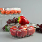 Clear Pet Plastic Packaging for Fruits and Vegetable