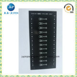 Custom PC Electrical Device 3m Adhesive Embossing Membrane Switch Panels (jp-np006)