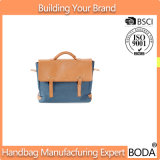 Fashion Cheap Logo Customized Soft Portable Computer Bag (BDY-1709079)