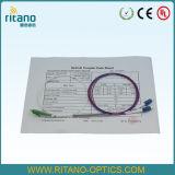 1X2 LC/APC 1: 99 Fiber Optic Couplers, Ruggedized 0.9mm Jacketed Fiber