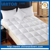 Wholesale White Goose Feather Mattress Topper
