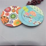 Bamboo Fiber Tableware Biodegradable Bamboo Powder Plates Dishes Tray