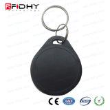 125kHz Silk Printing RFID Keyfob in Atmel T5577