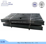 High Manganese Sandvik Jm1513 Jaw Crusher Parts Jaw Plate
