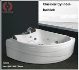 Hot Sale Fashion Acrylic Massage Bathtub Sizes Kb223