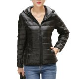 Outdoors Street Style Warm Heating Down Padded Women Jackets