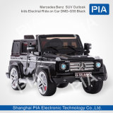 Kids Electrical Ride on Car Vehicle Toy (DMD-G55 Black)