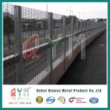 358 Anti Climbing Fence/High Security Fence/Prison Mesh Fence Price