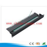 Cat5e 48 Ports UTP Patch Panel