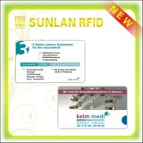 Printing Plastic Student ID Card