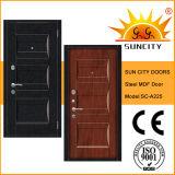 Steel MDF Armored Security Door