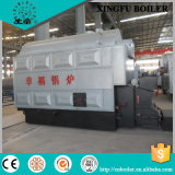 The Hot Water Boiler Have Strong Power and High Thermal Efficiency.