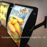 LED Menu Light Box Restaurant Double Sides Display Signboard