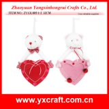 Valentine Decoration (ZY13L885-1-2) Valentine Bear Photo Frame