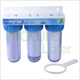 3 Stage Water Filter System for Home Use (NW-BR10B4)