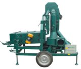 Grain Seed High Frequency Mini Vibrating Screen Cleaner