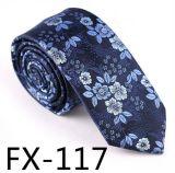 100%Silk Woven Necktie (Fx-117)