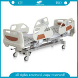 AG-By004 Hot-Sell Durable Hospital ABS CE Approved Patient Electric Bed