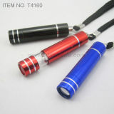Mini Adjustable Aluminum Alloy LED Torch (T4160)