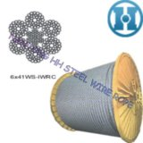 Hoisting Wire Rope for Container Crane Wire Rope 6X41ws+Iwrc