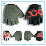 Unisex Anti Slip Cut-off Riding Gloves Without Buckle